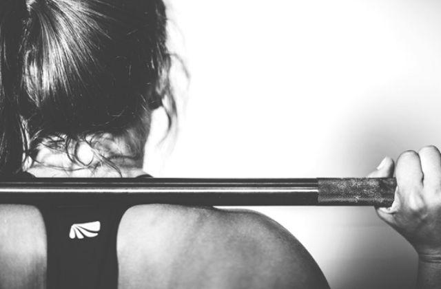 deporte para mujeres en la publicidad