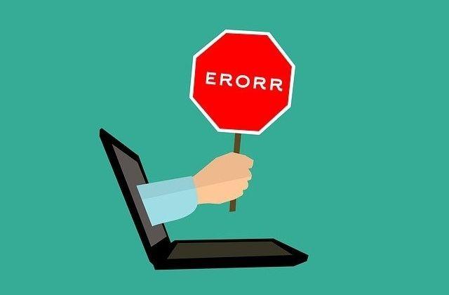 errores en el eCommerce al comenzar una tienda online