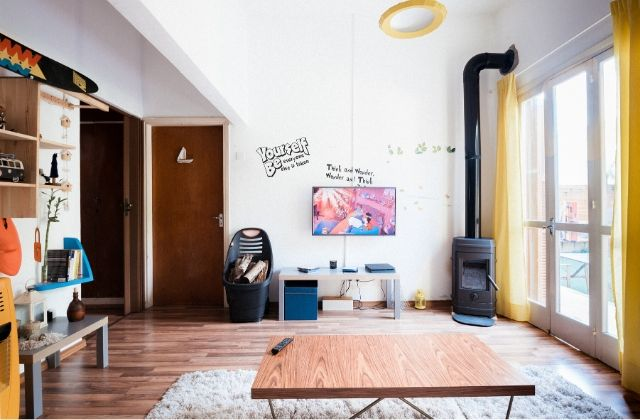 modelo de negocio de Airbnb. Foto de Filios Sazeides en Unsplash