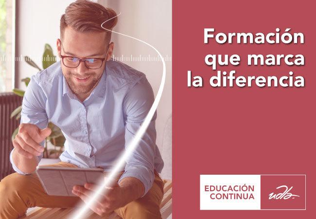 Educación Continua de la Universidad de Las Américas (UDLA)