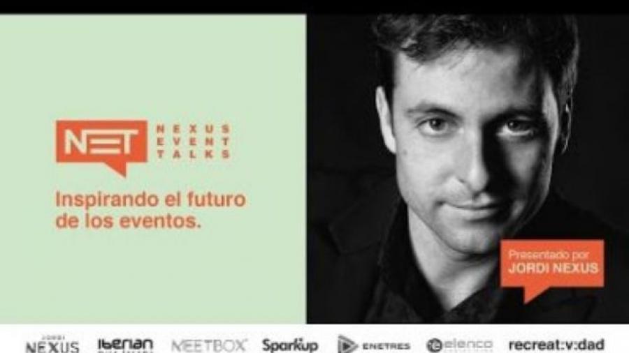 Nexus Event Talks creatividad eventos del futuro