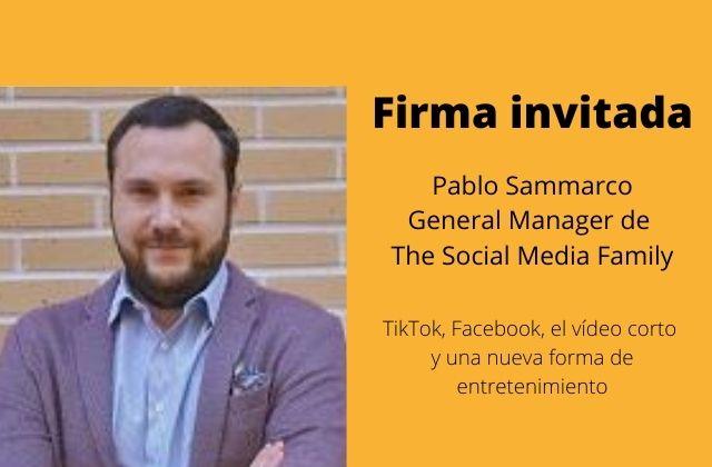 Pablo Sammarco, General Manager de The Social Media Family