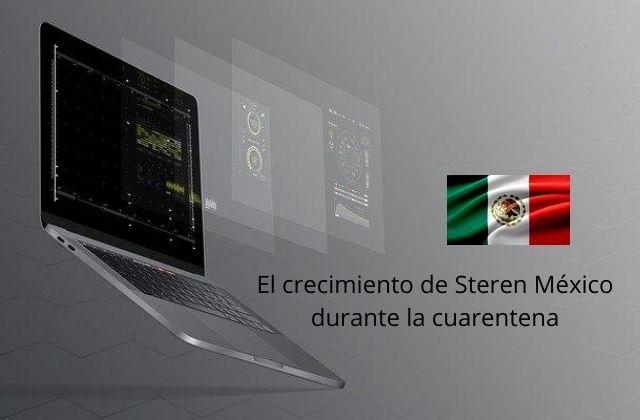 crecimiento de Steren México durante la cuarentena