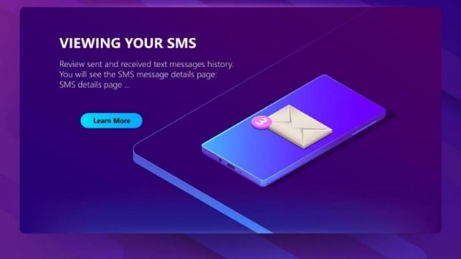 envío de SMS masivo en marketing. Vector de Fondo creado por vectorpocket - www.freepik.es