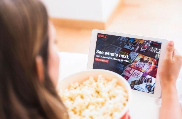 la Inteligencia Artificial de Netflix. Foto de Fondo creado por freepik - www.freepik.es