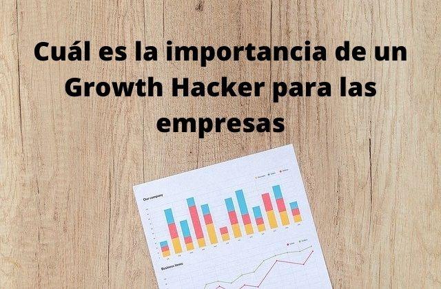 la importancia de un Growth Hacker
