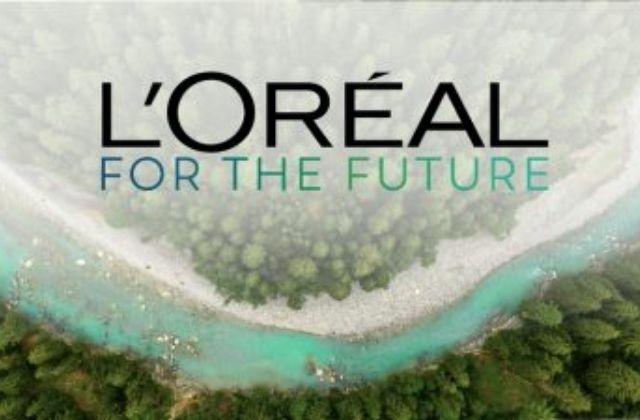 programa de sostenibilidad L'Oréal for the future'