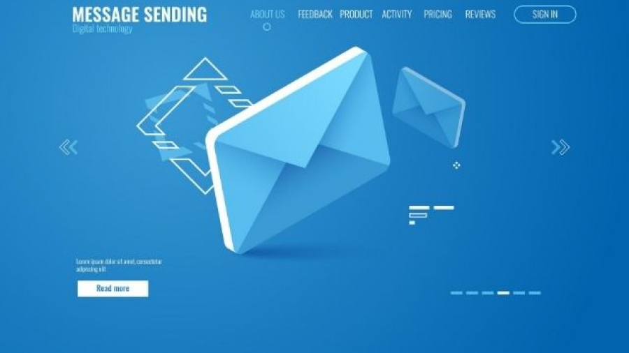 tendencias del mailing marketing en 2020. Vector de Icono creado por fullvector - www.freepik.es