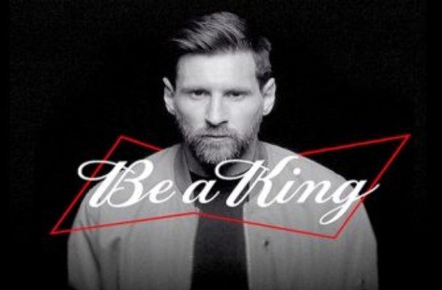 Budweiser ficha a Messi como embajador de marca