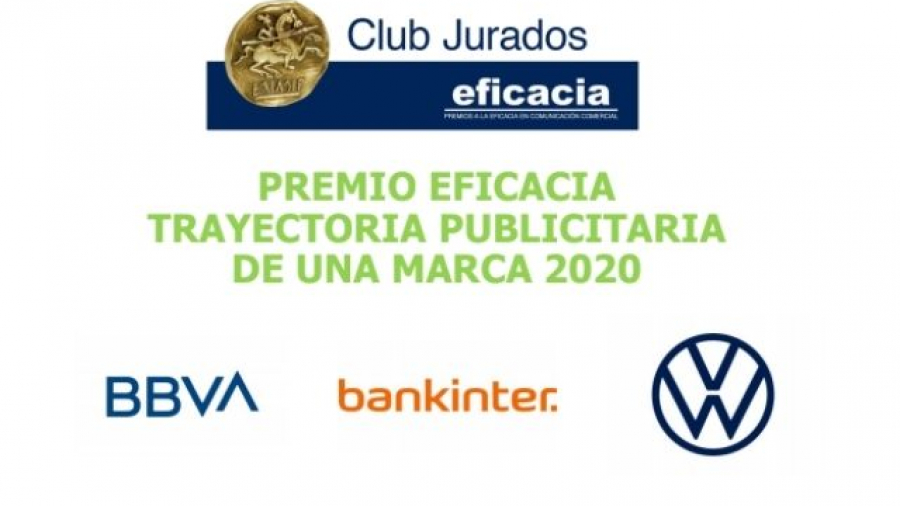 Finalistas Premio Eficacia 2020