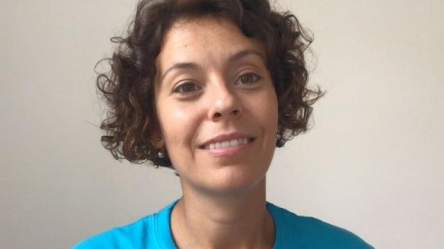 Neus Gozalbo, responsable del programa 'Unidos por' de Unicef