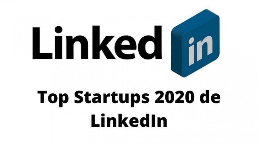 Top Startups 2020 de LinkedIn