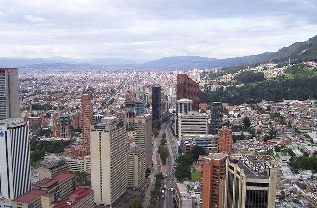cierre de miles de empresas en Bogotá