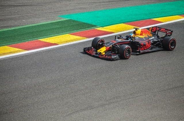 escudería Red Bull de Fórmula 1