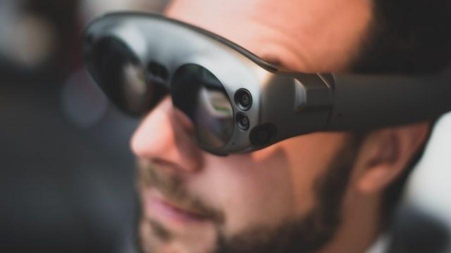 gafas de Realidad Aumentada de Facebook.