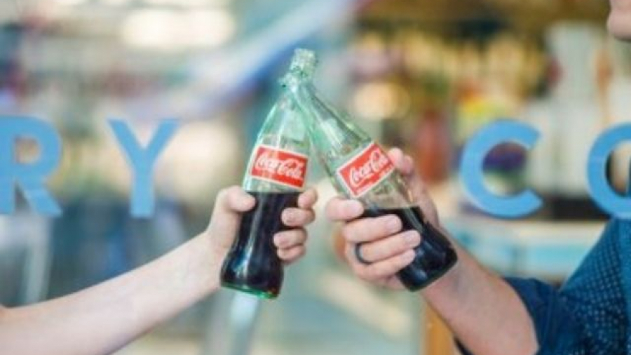 Coca-Cola primera marca de bebidas del ranking BrandZ 2020