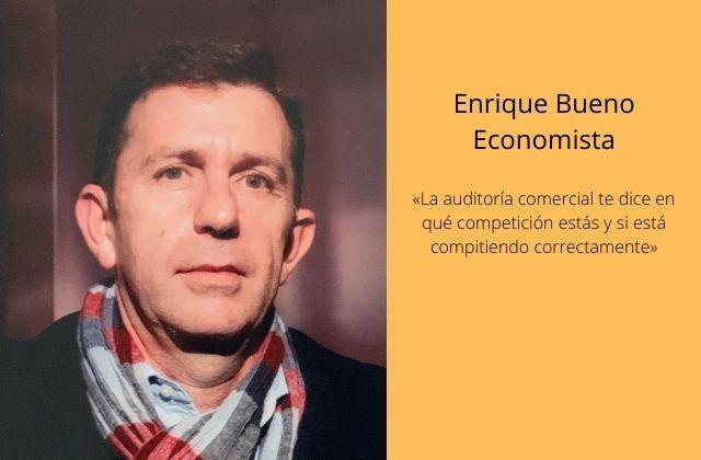 Enrique Bueno, economista