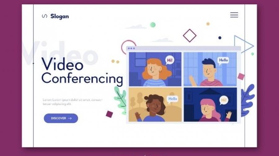 Google Fundo plataforma de eventos virtuales
