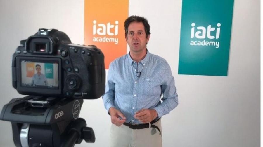 IATI Academy formación online para creadores de contenido digital