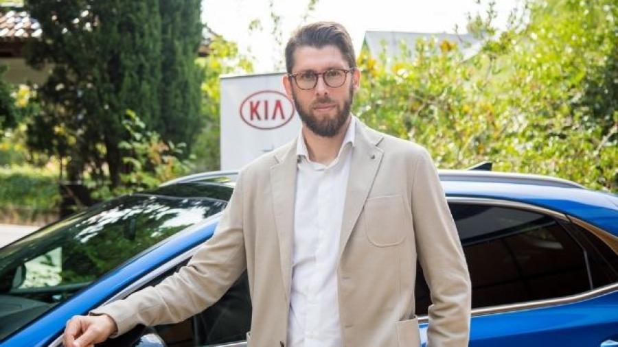 Ignacio Villegas, responsable de Prensa y RSC de KIA Motors Iberia