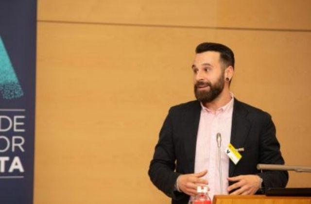 Jorge Treceño, Congress Manager Legacy de Madrid Convention Bureau