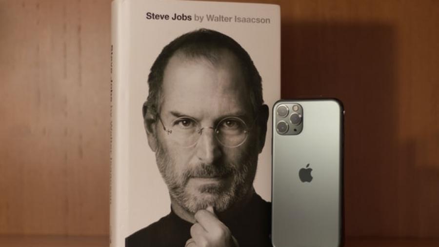 La historia de Steve Jobs