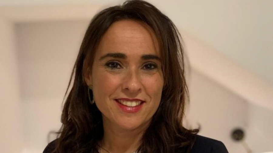 Marta Ruiz, District Sales Manager de The Body Shop