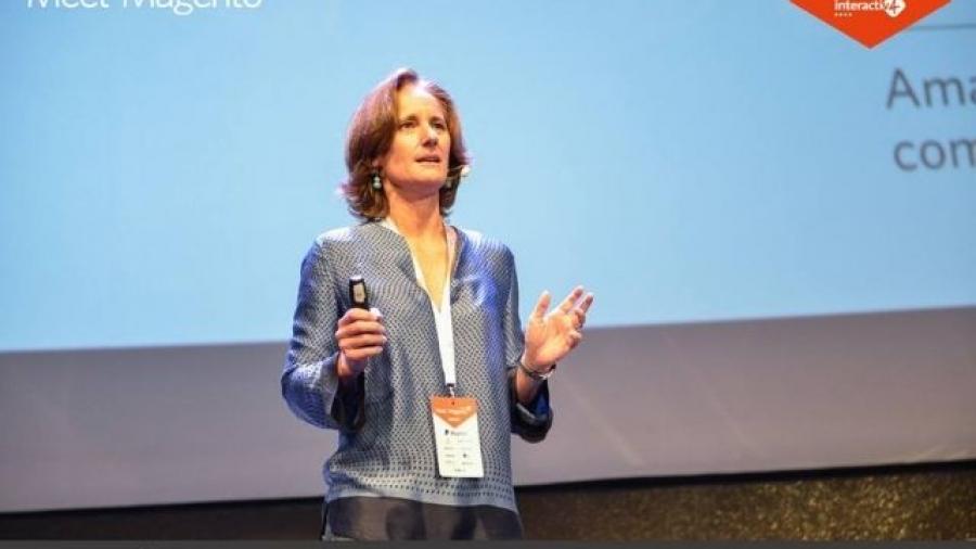 Mercedes Fevre, consultora colaboradora del ICEX