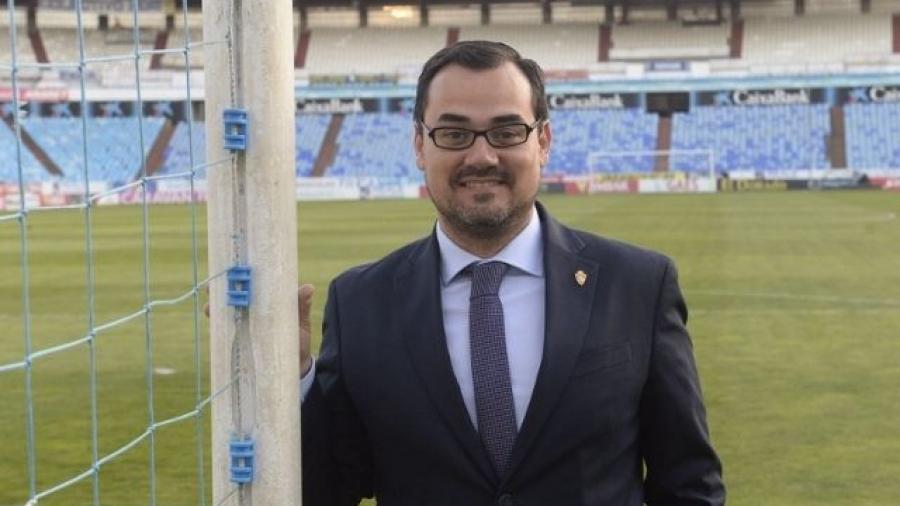 Miguel Mur, Responsable de Patrocinios del Real Zaragoza