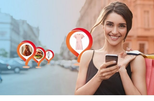 app GEO Comercio para digitalización de tiendas