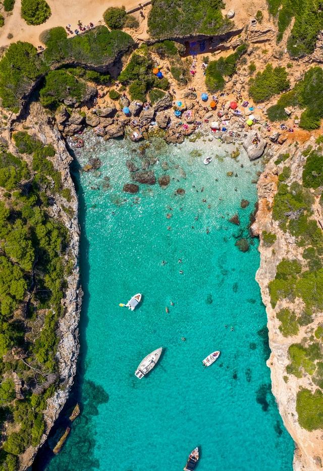 Palma de Mallorca nº 5 del ranking, photo by Benjamin Bindewald on Unsplash