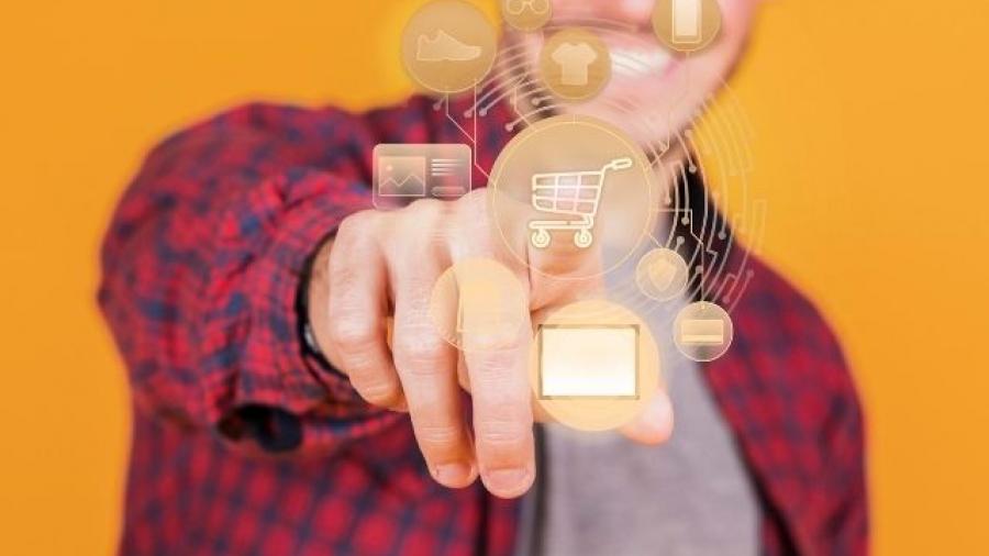 compras de la generación Z en la plataforma Linio