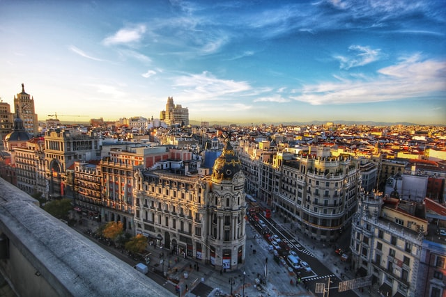 Madrid nº 8 del ranking, photo by Jorge Fernández Salas on Unsplash