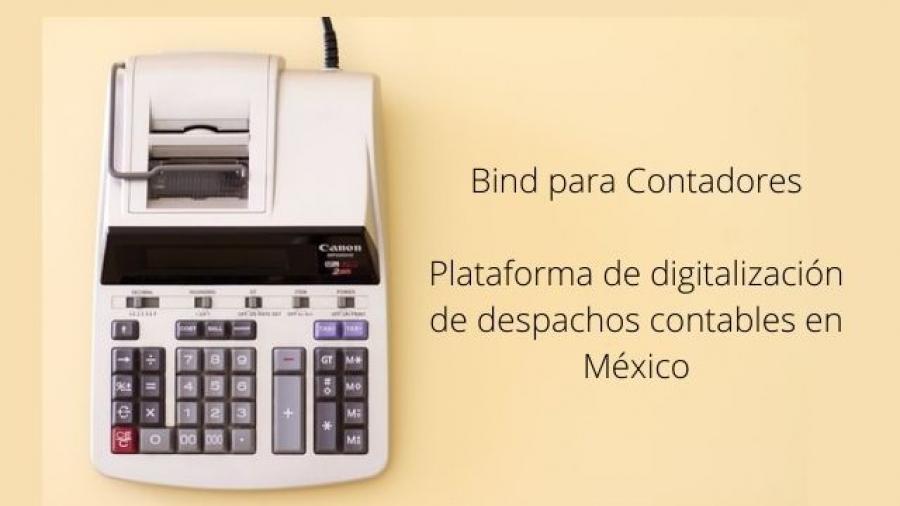 Bind para Contadores digitalización despachos contables