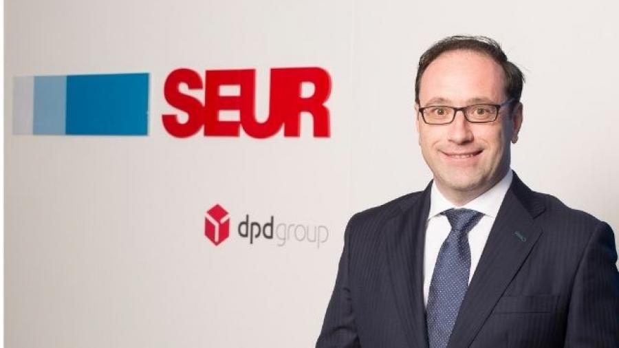 David Sastre, Director de clientes de SEUR