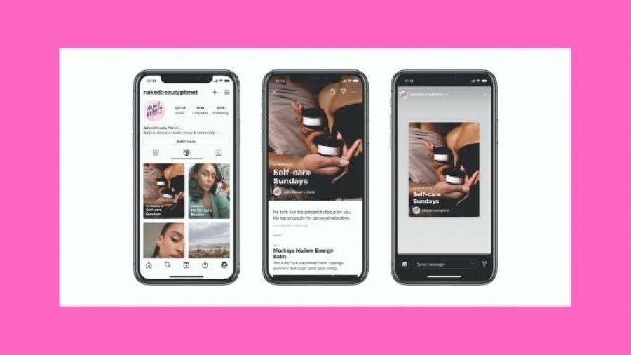 Instagram amplía las Instagram Guides a más funciones de la app