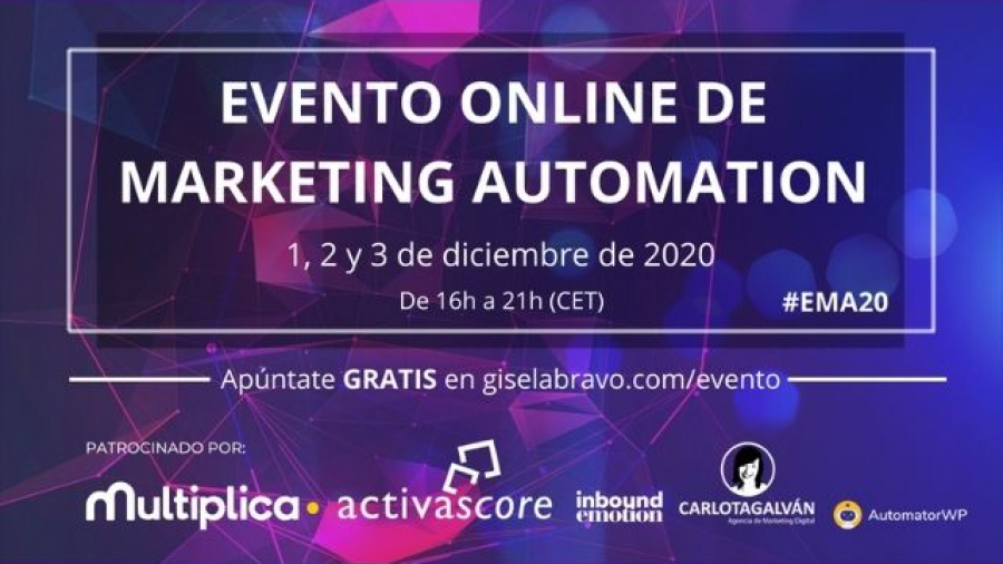evento Marketing Automation 2020