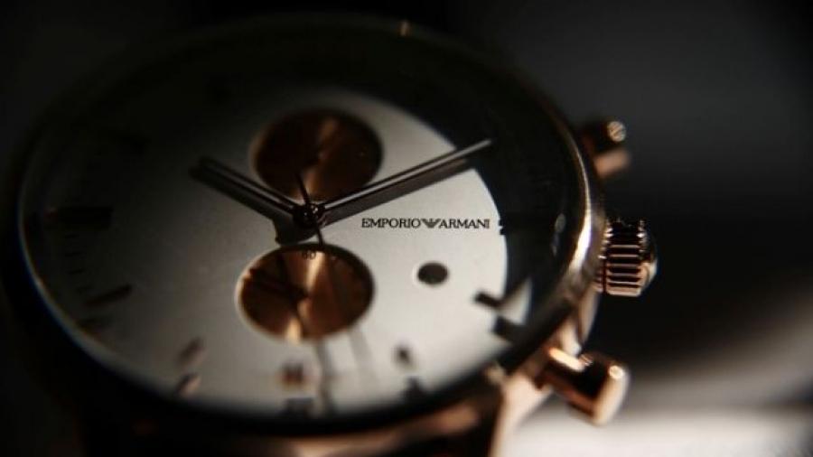 historia de Emporio Armani