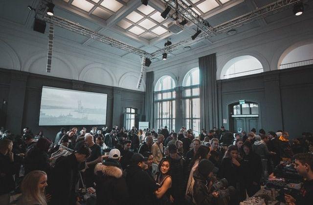 profesión de organizador de eventos