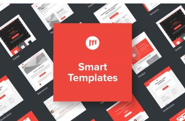 smart templates, plantillas personalizadas de Mailify