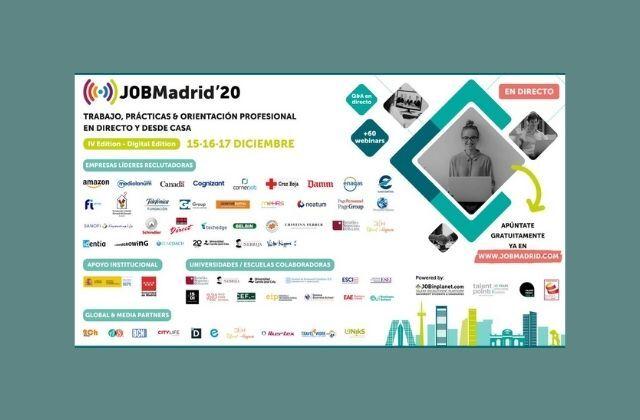JobMadrid 2020