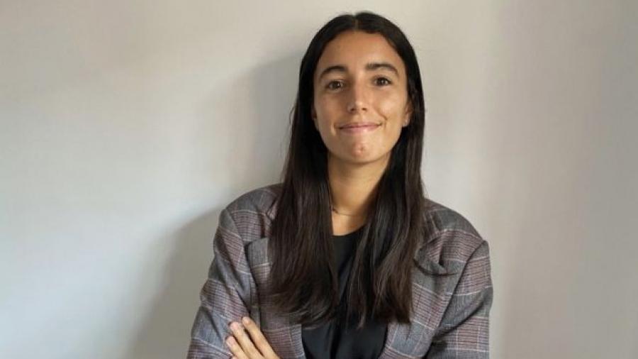 Marta Codoñer, Marketing Coordinator at Microsoft