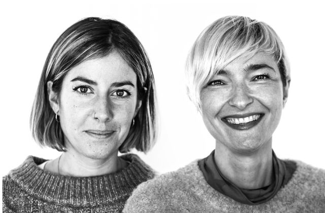 ES3 (PS21) ficha a Cristina Saldaña y Julia Latorre