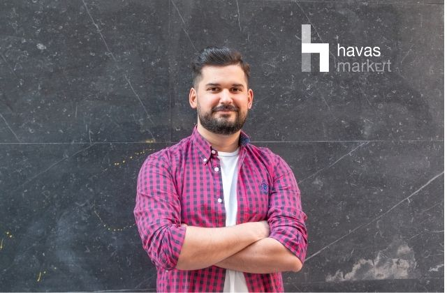 Nacho Quintero es el nuevo Growth Manager de Havas Market