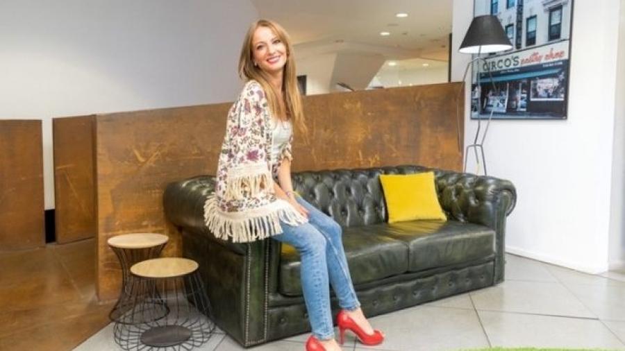 Rebeca Pérez, CEO y Fundadora Now To Top