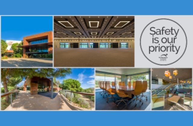 así es el plan anti-covid de PortAventura Business & Events