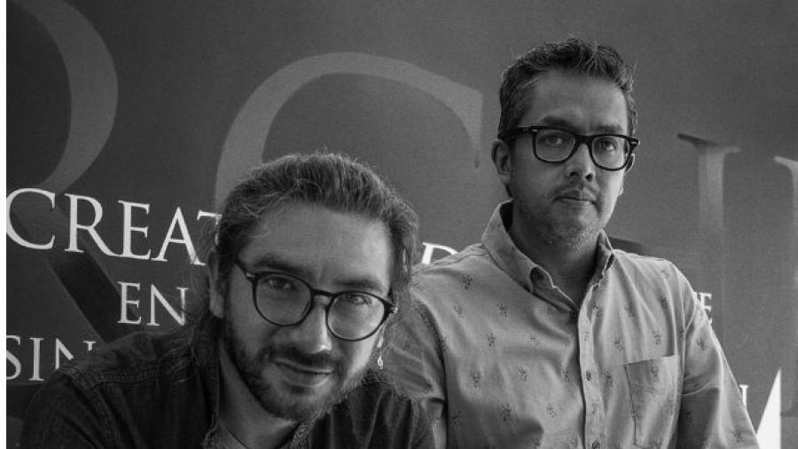 Abraham Quintana y Rubén Ceballos lideran Archer Media Works