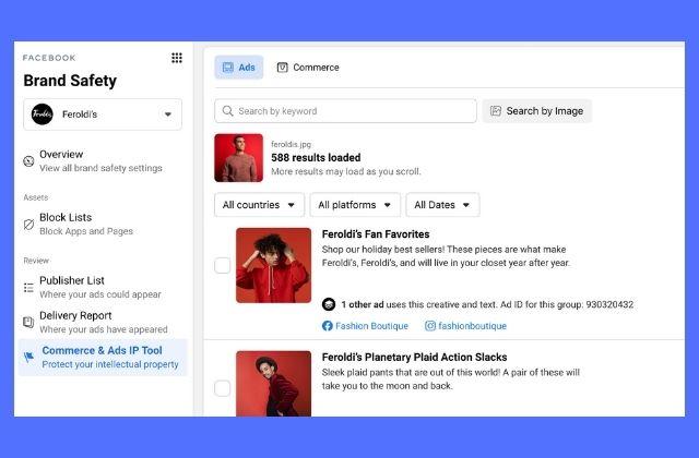 Brand Safety en Facebook, más seguridad para marcas