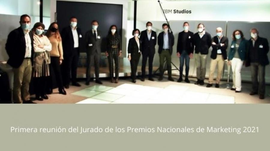 Jurado de los Premios Nacionales de Marketing 2021