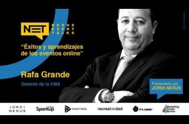 NET4, Rafa Grande (gerente de EMA)